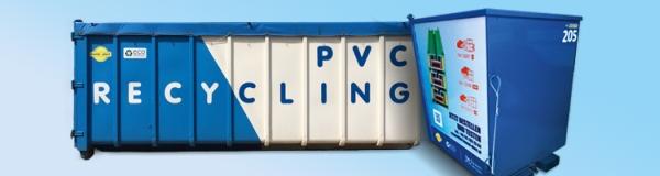 odpad PVC kontenery załadunkowe 36 m3